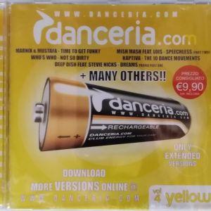 DANCERIA.COM VOL.4 YELLOW