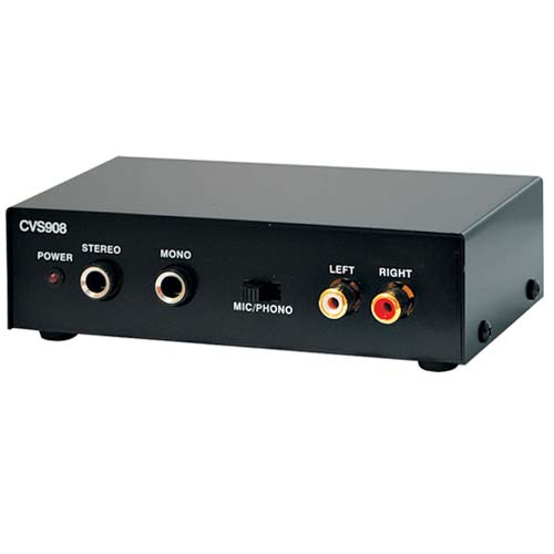 KARMA CVS 908 PREAMPLIFICATORE PHONO-MIC