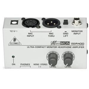 BEHRINGER Micro Mon MA 400