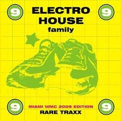 ELECTRO HOUSE FAMILY VOL. 9