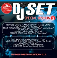 DJ SET SPECIAL SESSION VOLUME 2