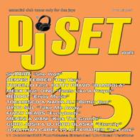 DJ SET VOLUME 115