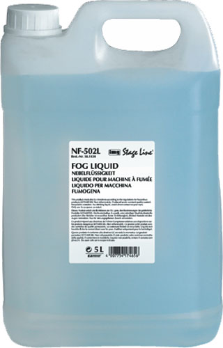 Liquido per fumo denso