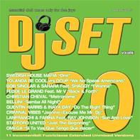 DJ SET VOLUME 120