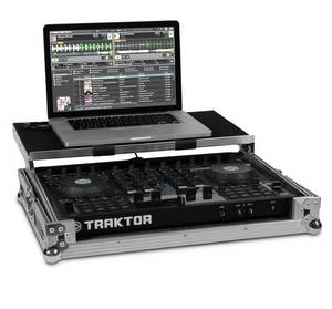 NATIVE INSTRUMENTS FLIGHTCASE AND STAND TRAKTOR KONTROL S4 -  S2 - S5