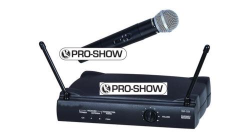 PRO SHOW VHF 250 GELATO
