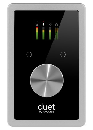Apogee Duet 2 - Interfaccia audio USB 2 IN x 4 OUT per Mac