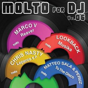 MOLTO FOR DJ VOL. 6