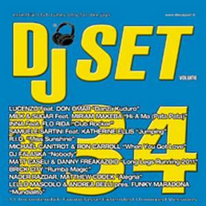 DJ SET VOLUME 134