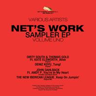 NET'S WORK SAMPLER EP VOLUME 1