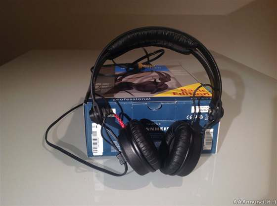 Sennheiser hd 25 1 II basic edition