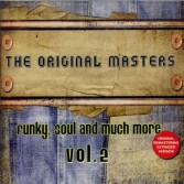 THE ORIGINAL MASTERS FUNKY SOUL AND MUCH MORE VOL.2