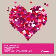 LOVE WILL CONQUER ALL