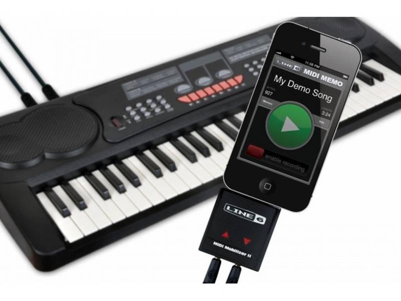 Line6 MIDI Mobilizer II