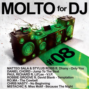 MOLTO FOR DJ VOLUME 8