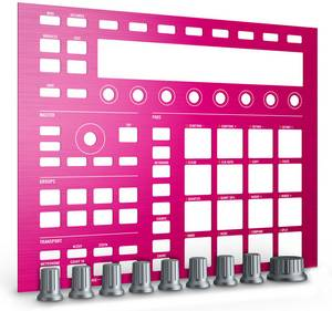 NATIVE INSTRUMENTS Maschine Custom Kit - Pink Champagne