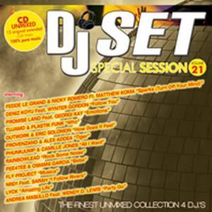 DJ SET SPECIAL SESSION 21