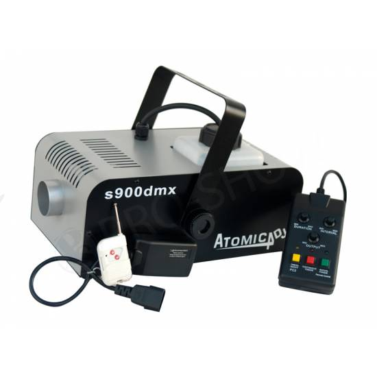Macchina del fumo Atomic4Dj S900DMX