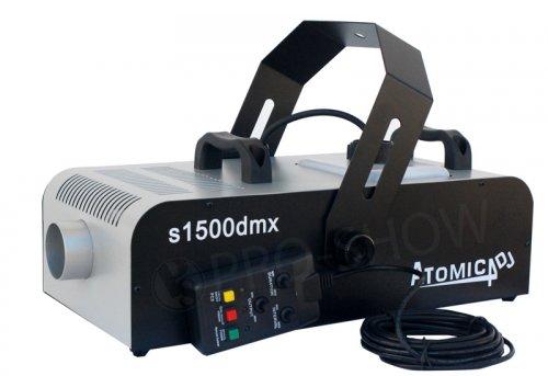 Macchina del Fumo Atomic4Dj S1500 Dmx.