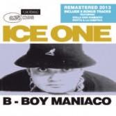 B-BOY MANIACO - REMASTERED 2013