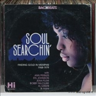 SOUL SEARCHIN - FINDING GOLD IN MEMPHIS 1968/1979