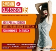 D:VISION CLUB SESSION 35 ADE SPECIAL EDITION