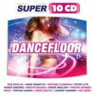 DANCEFLOOR SUPER 10 CD