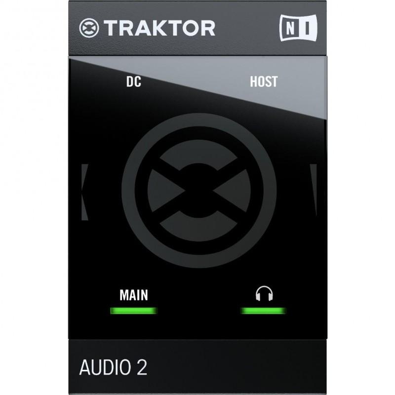 TRAKTOR AUDIO 2 DJ  MK2