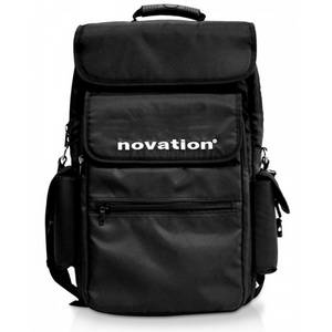 NOVATION SOFT BAG 25 Custodia morbida per tutte le tastiere Novation 25 tasti - Tasca porta computer