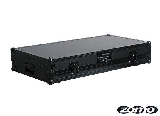 Zomo Flightcase Set 2900 NSE for 2 x Pioneer CDJ 2000 + Pioneer DJM 900