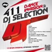 DJ SELECTION 411 DANCE INVASION VOLUME 120
