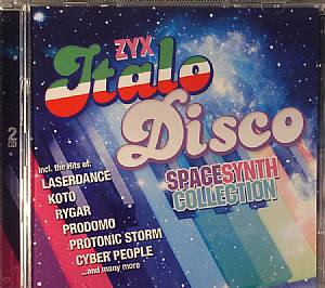 ITALO DISCO SPACESYNTH COLLECTION