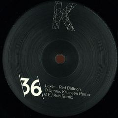 SOMETHING ABOUT US / RED BALLOON