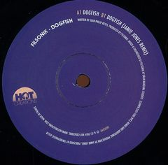DOGFISH - INCL. JAMIE JONES RMX