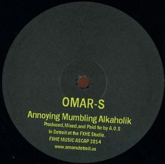 ANNOYING MUMBLING ALKAHOLIK