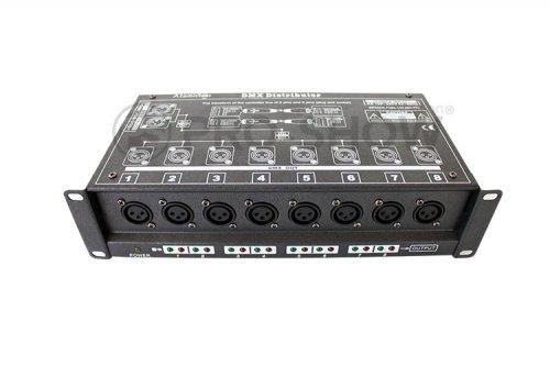ATOMIC 4DJ Splitter Dmx 8 ch.