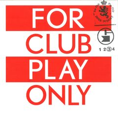 FOR CLUB PLAY ONLY PART 3