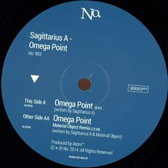 OMEGA POINT - MATERIAL OBJECT RMX