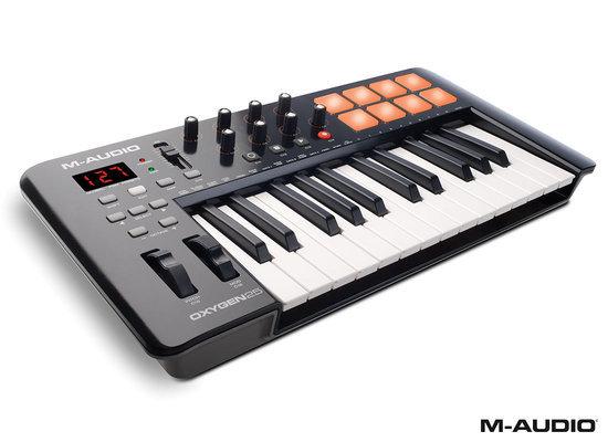 M AUDIO OXYGEN 25 MK4 cod. 0694