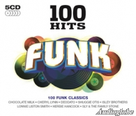 100 HITS FUNK (5XCD)