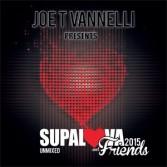 SUPALOVA AND FRIENDS 2015 - UNMIXED CD