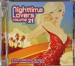 NIGHTTIME LOVERS VOLUME 21
