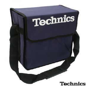TECHNICS DJ BAG BLUE