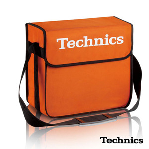 TECHNICS DJ BAG ORANGE