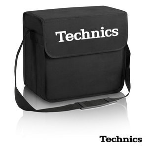 TECHNICS DJ BAG BLACK