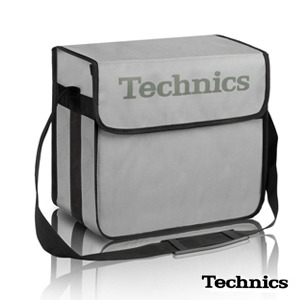 TECHNICS DJ BAG SILVER
