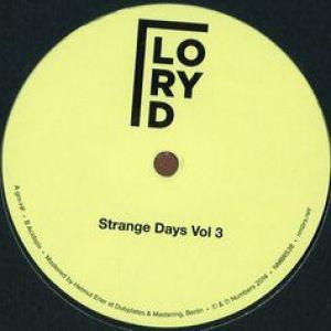 STRANGE DAYS VOLUME 3