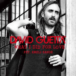 WHAT I DID FOR LOVE - REMIXES EP (CD MAXI)