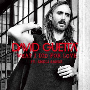 WHAT I DID FOR LOVE - REMIXES EP