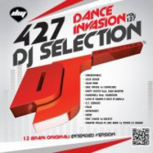 DJ SELECTION 427 DANCE INVASION VOL 127